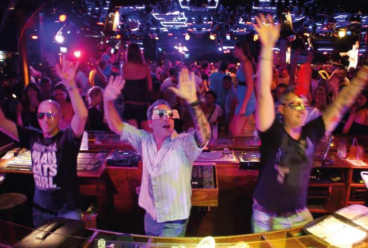 Discos Clubs