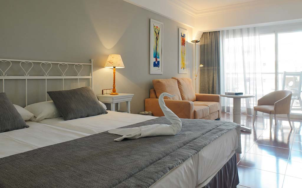 HABITACIONES JUNIORSUITE