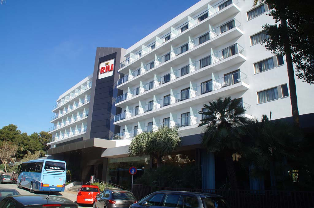 Hotel Riu Bravo Mallorca Ballermann