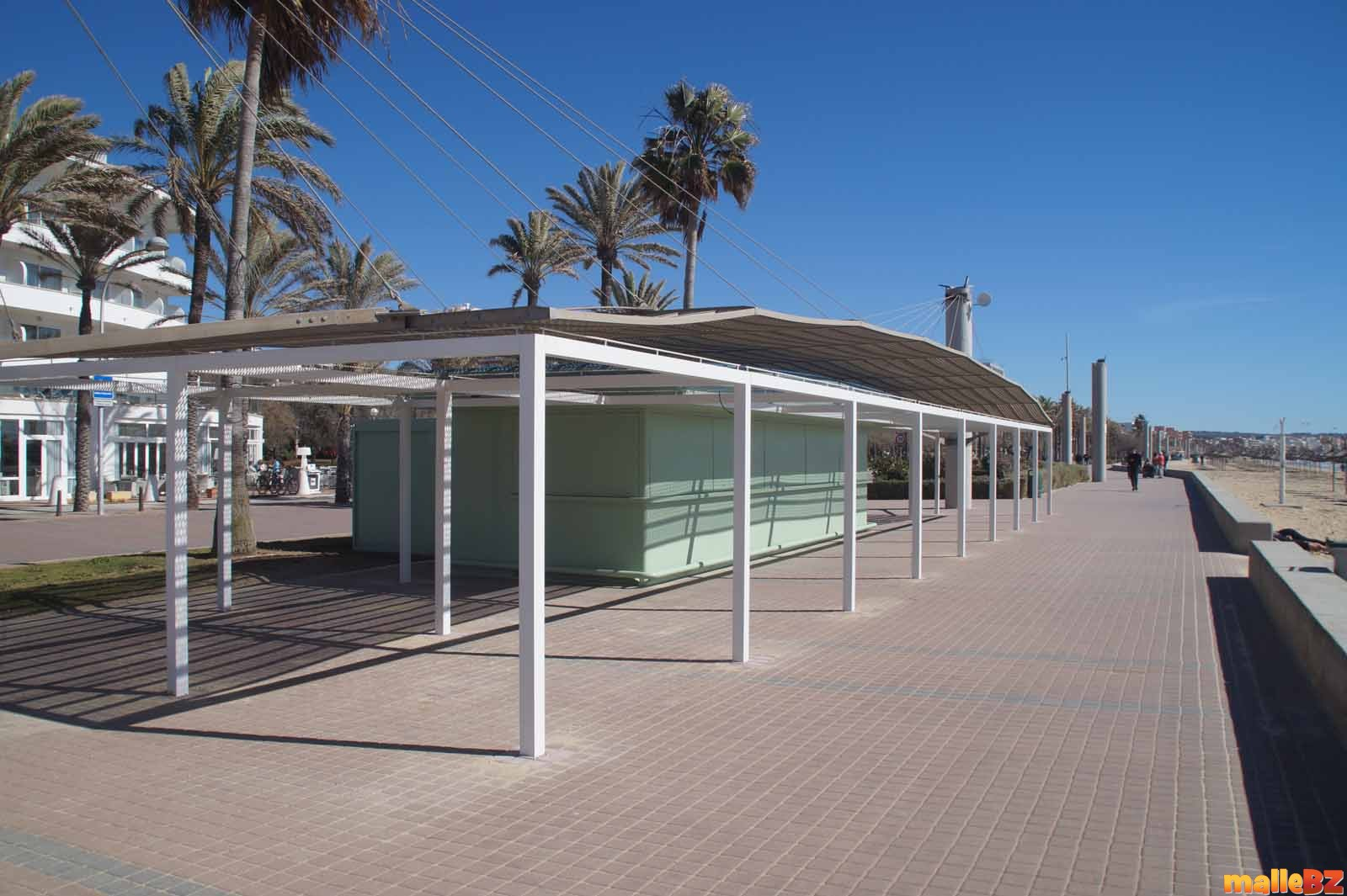 Hotel Flamingo Mallorca Umbau