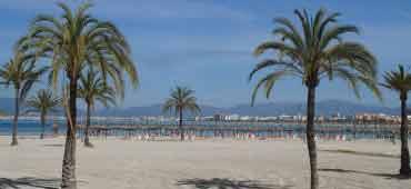 Lageplan Hotels Playa De Palma