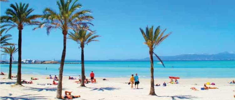 Mallorca sonne strand ballermann - 2 4