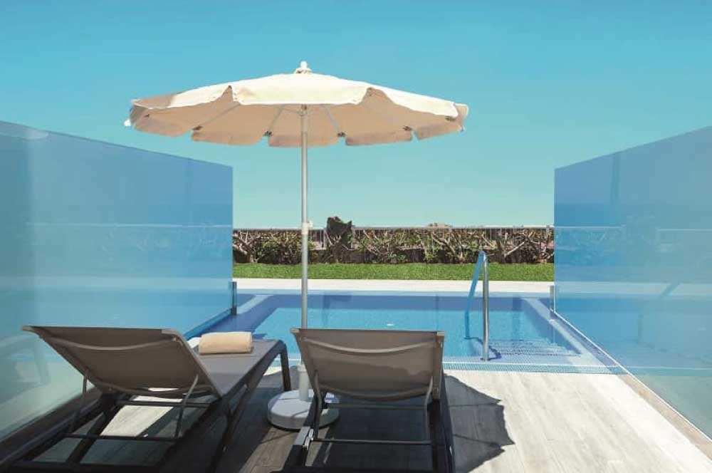 Neues Riu Playa Park bietet private Pools