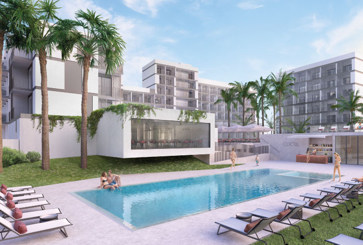 Hotel Paradiso Garden Wird Sehr Stylish