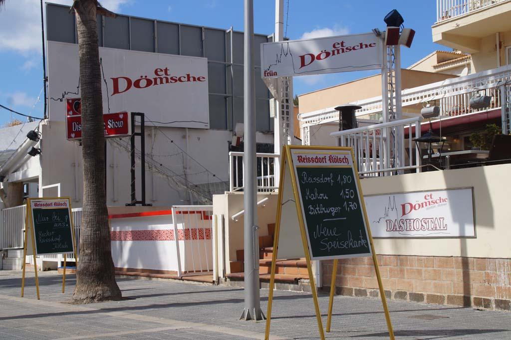 Et D 246 Msche In Der Bierstra 223 E Mallorca