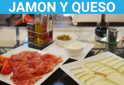 Jamon & Queso