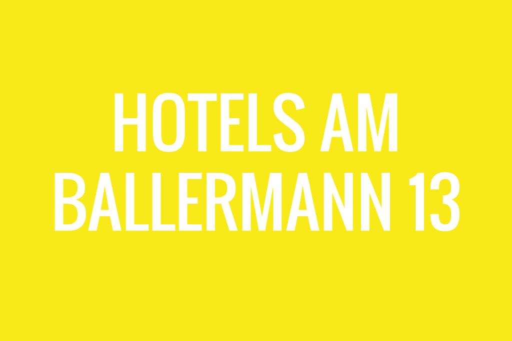 Hotels am Ballermann 13