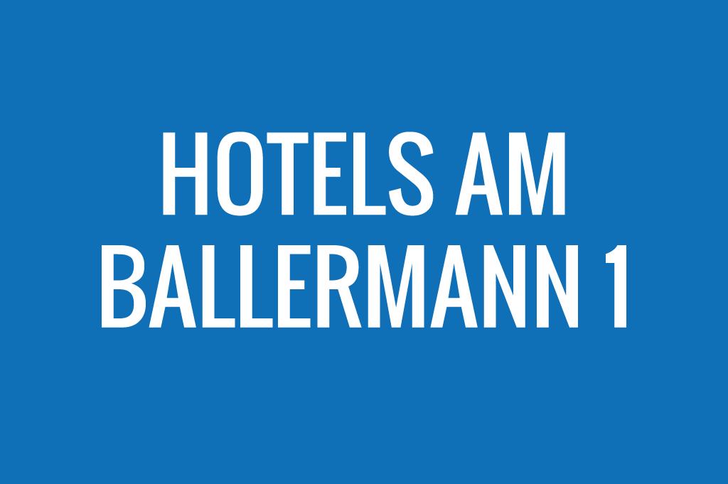 Hotels am Ballermann 1