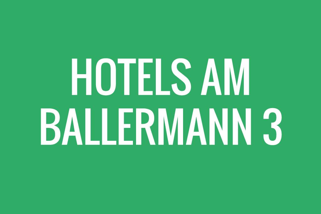 Hotels am Ballermann 3