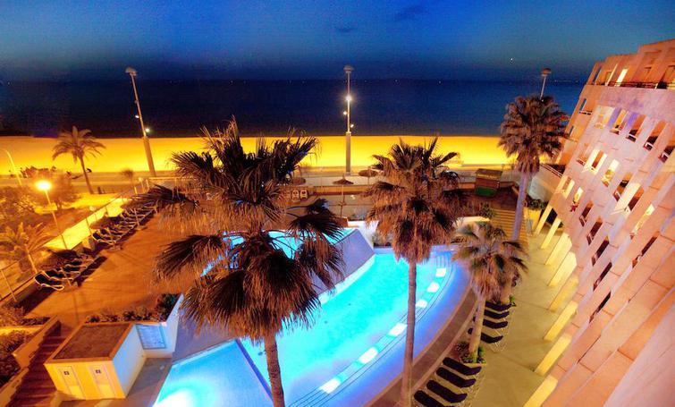 Hotel Fontanellas Playa Am Ballermann 14 Auf Mallorca
