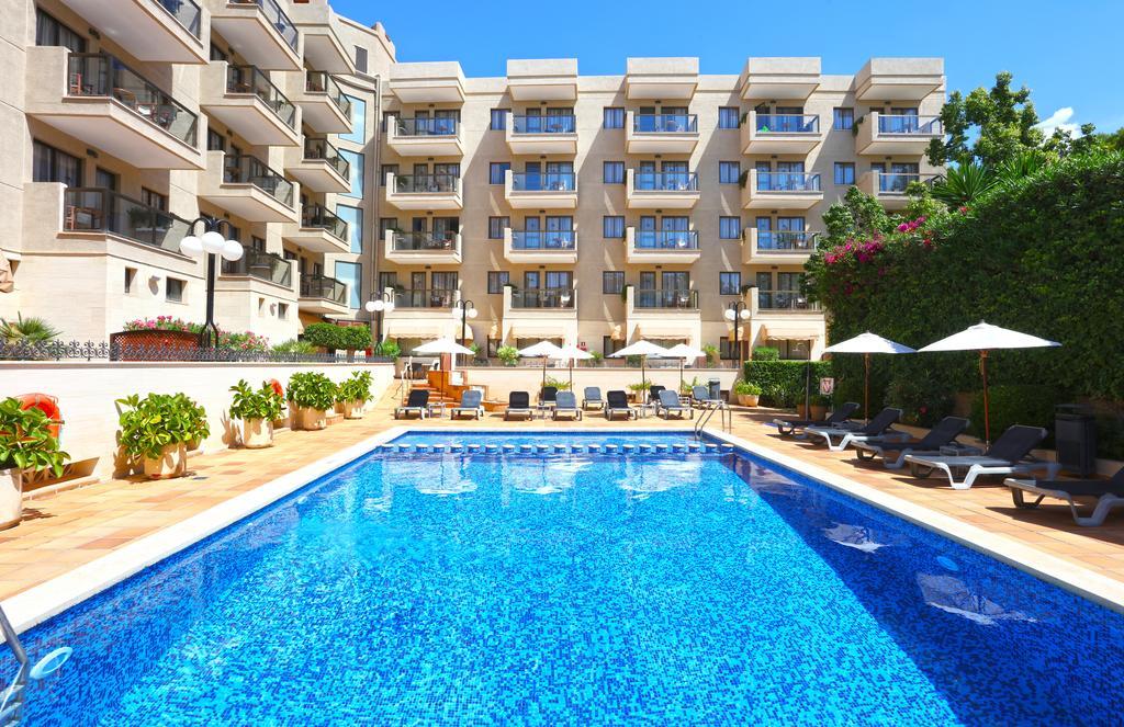 Apartamentos Jade am Ballermann 6 Mallorca