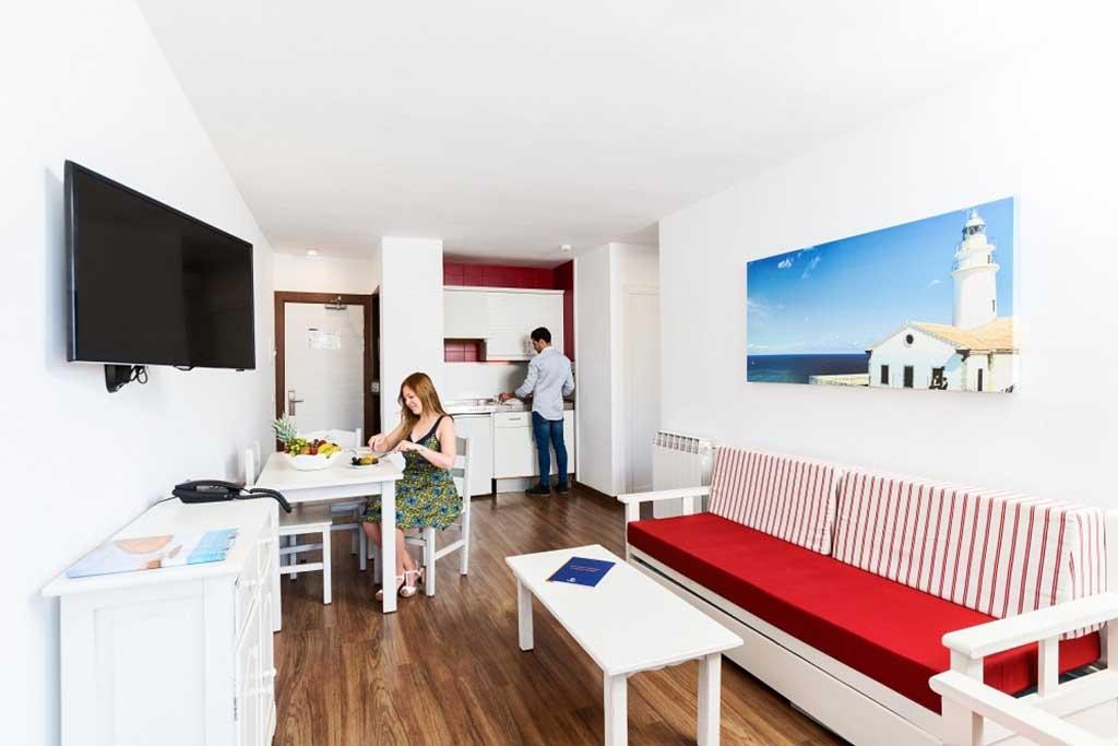 Apartamentos Pabisa Orlando am Ballermann Mallorca