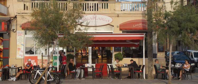 Bar Restaurant Casablanca Mallorca