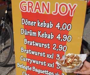Gran Joy Döner